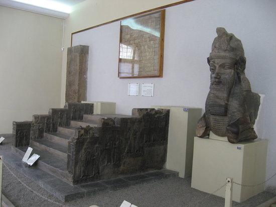 Tehran, Irán: Museo Nacional