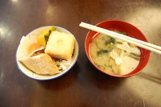 Rhino Hotel Kyoto: breakfast - Japonese Style