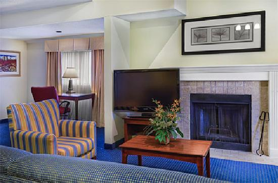 Residence Inn Charlotte South at I-77/Tyvola Road: Our penthouse suites feature the same convenience of home, including a sleeping area in the loft