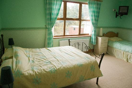 Rock Manor Bed and Breakfast: One of our rooms