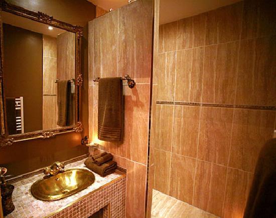 Au Clos Notre Dame : La salle de bain