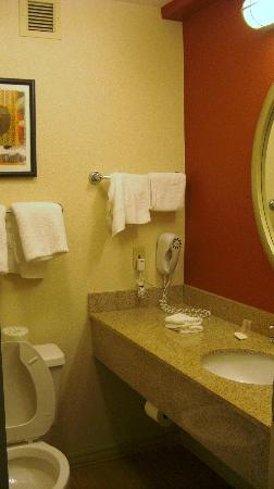 Red Roof Inn Myrtle Beach Hotel - Market Commons: Bathroom
