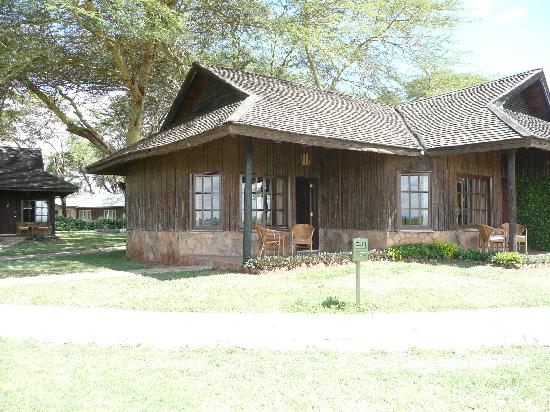 Ol Tukai Lodge: Our Lodge