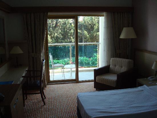 Grand Park Bodrum: 1ère chambre