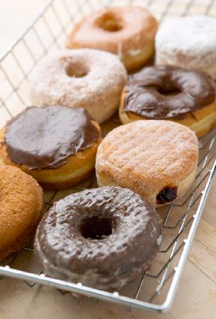 Kane's Donuts: Real Crullers