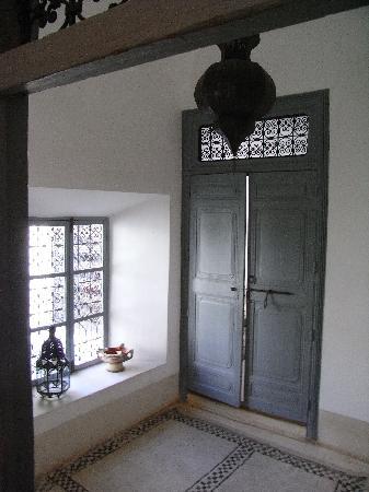 Dar Hanane: The Grande Suite Door