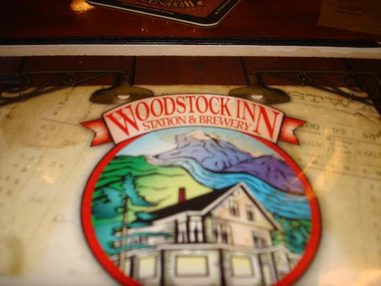 Woodstock Inn Station & Brewery: !