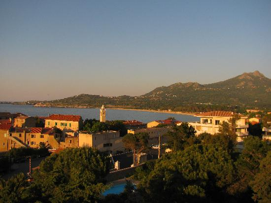 Hotel Stella Mare : view from balcony