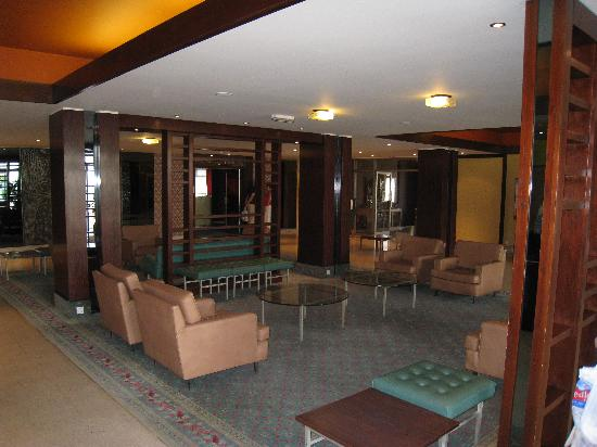 Shanklin Hotel: Reception Area