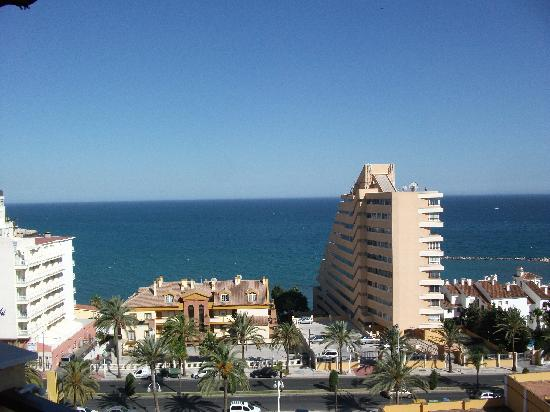 Apartamentos Don Gustavo: our view from 8b