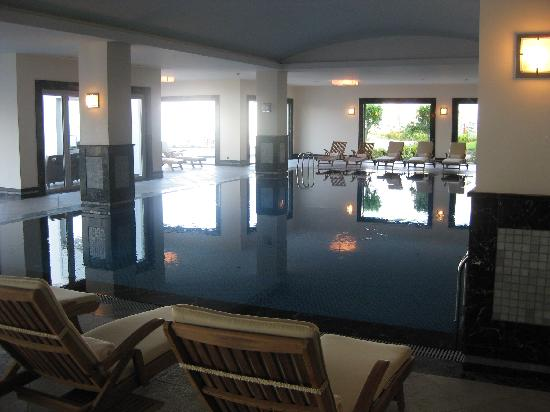 Xanadu Island: Indoor Pool
