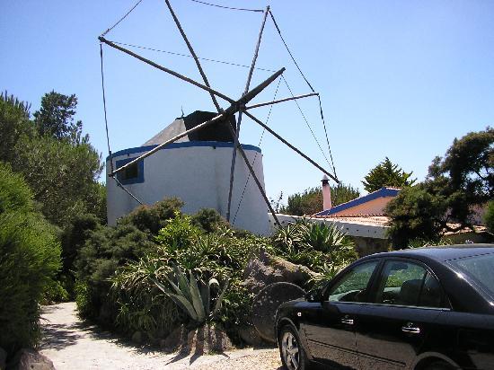 Moinho de Don Quixote: entrada para o Moínho d. Quixote