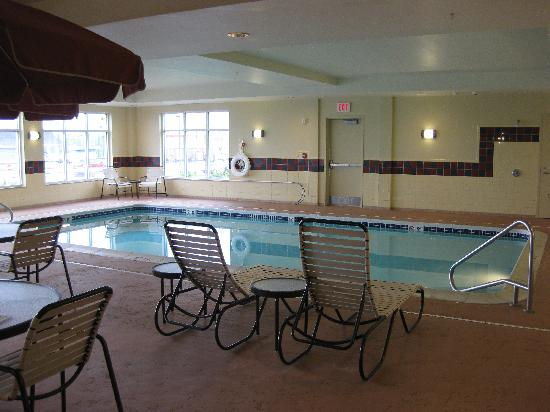 Hampton Inn Presque Isle: Hampton Inn - Presque Isle Pool