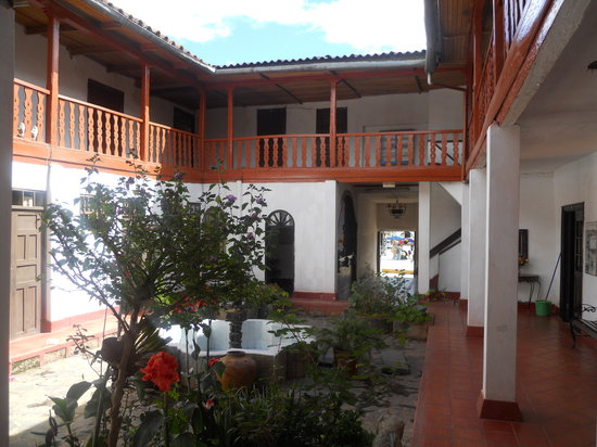 Hostal  Amazonas: Main area