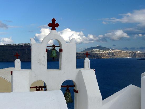 Ия (Ойя), Греция: Oia Church