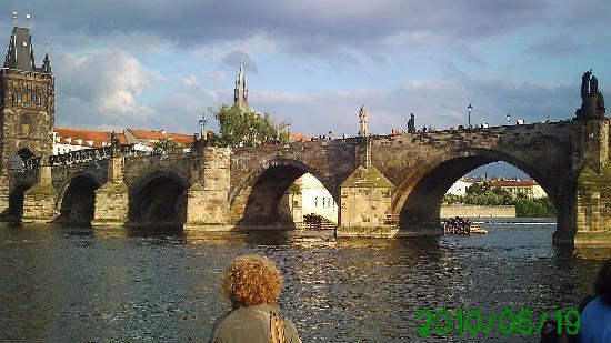 Prague, Czech Republic: charles bridge