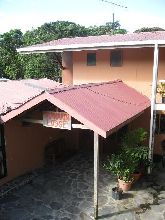 Manakin Lodge Monteverde : Manakin Entrance