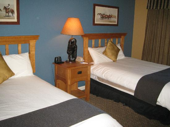 The Village at Steamboat Springs: 2 Full Beds - Bedroom 2