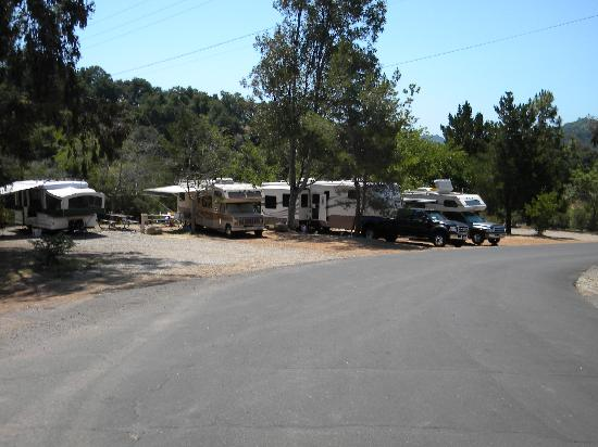 Lake Casitas: RV Sites