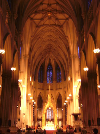 St. Patrick's Cathedral: Inside