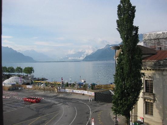 Vevey Hôtel & Guesthouse : View from room