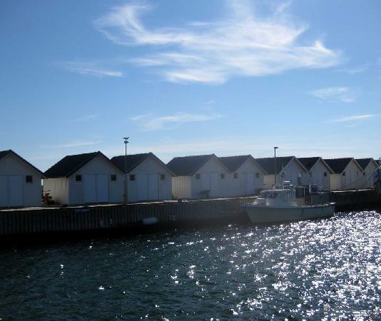 Gotemburgo, Suecia: beach huts