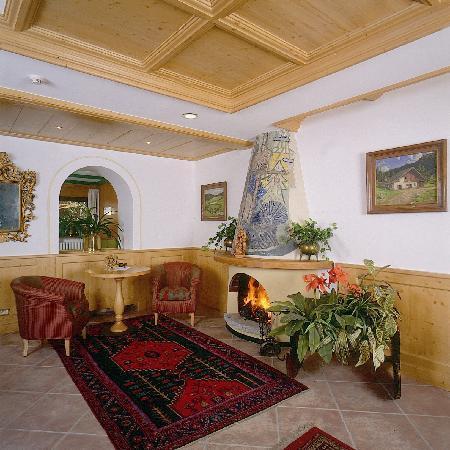 Hotel Bonapace: Sala lettura