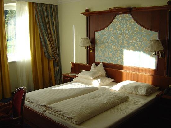 Hotel Seehof: Schlafzimmer in der Residenz