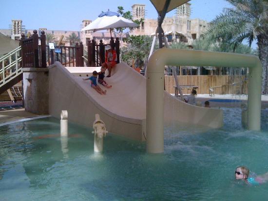 Our View First Morning Leisure Pool Burj Al Arab Picture Of Jumeirah Beach Hotel Dubai