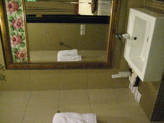 Courtyard @ Heeren Boutique Hotel : Toilet