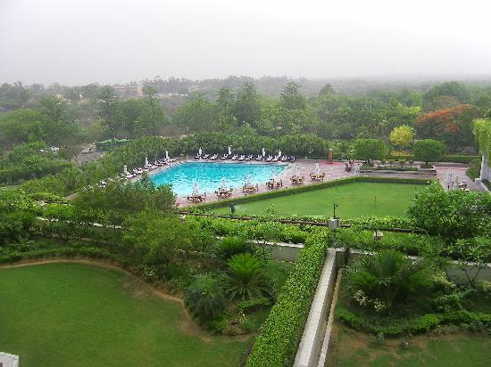 Taj Palace Hotel : View from our room