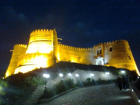 Iran: Falak  ol Aflak fort , Khoramabad