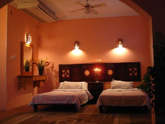 Ali Baba Hotel: spacious rooms