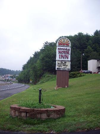 Pottsville Motor Inn : The motel location was perfect
