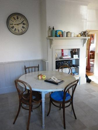 "Hobart""s Flourish Boutique: Flourish - Kitchen Dining Area"
