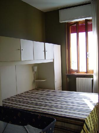 Residence Nautilus: camera da letto
