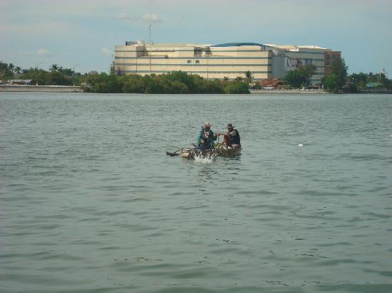 The Residence Hotel: Iloilo River