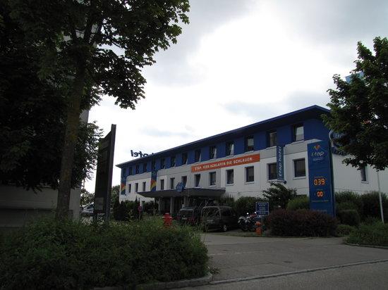 Ibis Budget Augsburg Gersthofen: The Etap Hotel