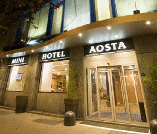 Hotel Aosta - Gruppo MiniHotel: Hotel Exterior - entrance