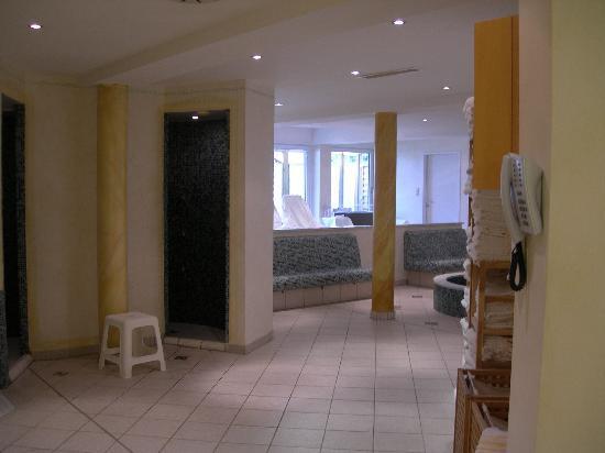 Sauna e bagno turco picture of hotel warmbaderhof villach