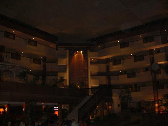 Atlas Amadil Beach Aqua Sun : Rooms from lobby area