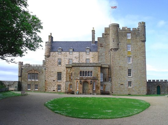 The Castle and Gardens of Mey: Castle of Mey 2006 a