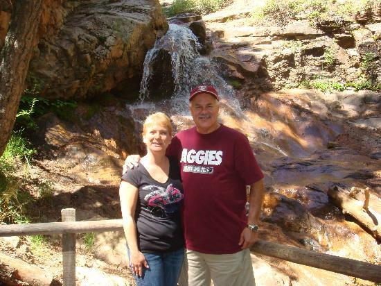 Manitou Springs, CO: Helen Hunt Falls at Seven Falls trail