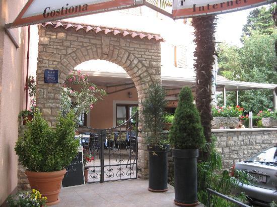 Old Stone Guest House Santa Maria : Restaurant