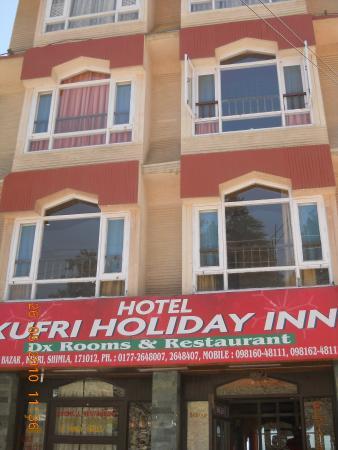 Kufri Holiday Inn Hotel
