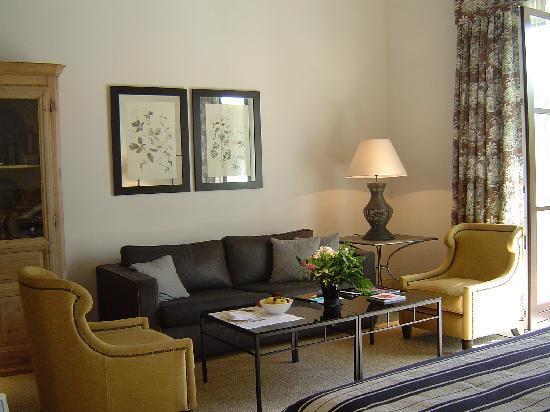 Finca Cortesin Hotel, Golf & Spa: Suite on the ground floor