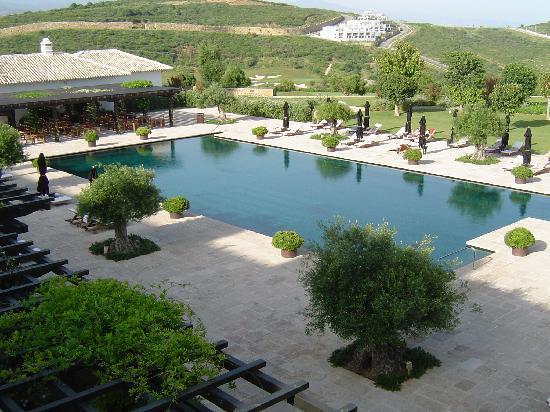 Finca Cortesin Hotel Golf & Spa : Main pool