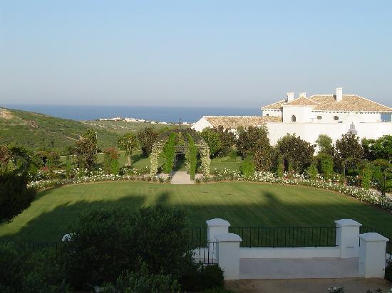 Finca Cortesin Hotel Golf & Spa : Hotel grounds