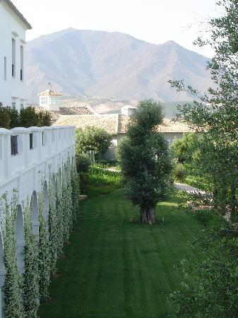 Casares, Spanien: Hotel grounds