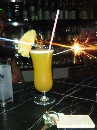 Filis Otel: cocktails